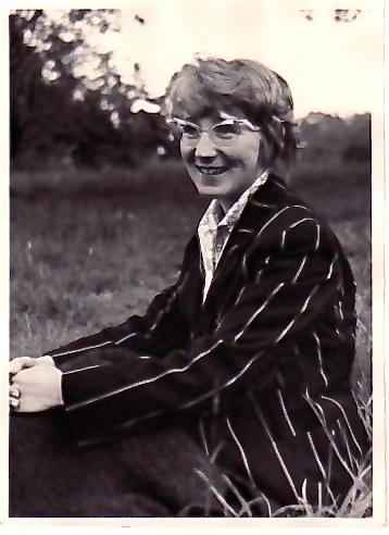 Vera Elizabeth Pickering beginning Teacher Training College  in 1958